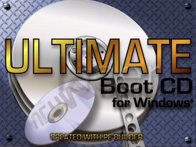 Ultimate Boot CD Windows