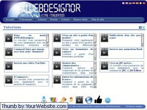 XWeb Designor